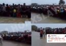 Viral video of thousands offering Namaz in water is from Bangladesh, not West Bengal